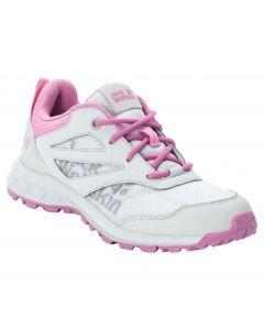 Buty dziecięce WOODLAND LOW K grey pink