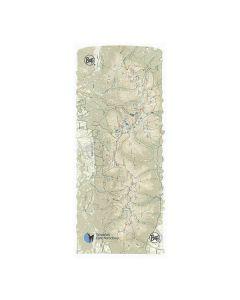 Chusta wielofunkcyjna Buff ORIGINAL TATRY Mapa TPN