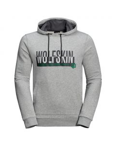 Bluza SLOGAN HOODY M light grey
