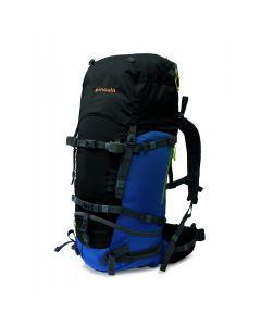 Plecak ATTACK 45 black/blue