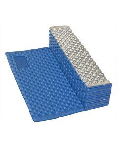 Karimata Yate Wave Alu 180x57x2 cm blue/silver