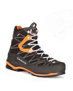 Buty górskie wysokie AKU TENGU GTX black/orange