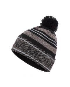 Zimowa czapka Black Diamond Pom Beanie black/grey