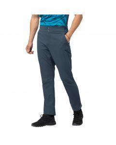 Spodnie rowerowe męskie GRADIENT PANT M Orion Blue