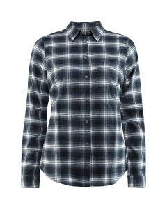 Koszula damska Fjallraven Ovik Flannel Shirt dark navy