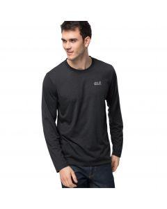 Koszulka z długim rękawem męska JWP LS T M Black