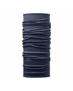 Buff chusta wielofunkcyjna Merino Wool solid denim