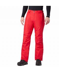 Spodnie narciarskie męskie Columbia Bugaboo IV mountain red