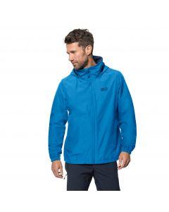 Męska kurtka przeciwdeszczowa STORMY POINT JACKET M brilliant blue