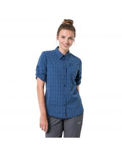 Koszula damska CENTAURA FLEX SHIRT W dark indigo checks