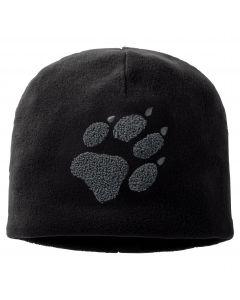 Czapka polarowa PAW HAT Black