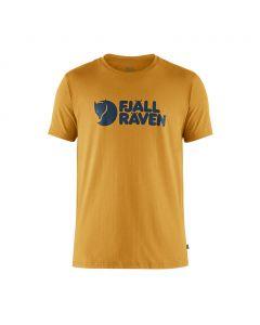 Męska koszulka Fjallraven Logo T-shirt ochre