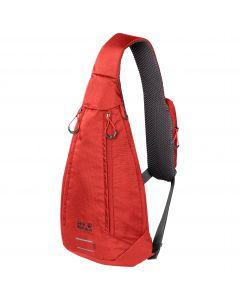 Torba - plecak na jedno ramię DELTA BAG AIR lava red