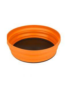 Składana miska turystyczna XL-BOWL 1,15 L orange