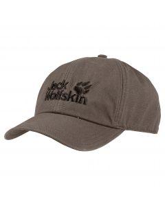 Czapka z daszkiem BASEBALL CAP siltstone