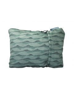 Poduszka turystyczna Thermarest Compressible Pillow grey mountains