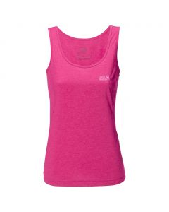 Koszulka damska CROSSTRAIL TOP WOMEN pink peony