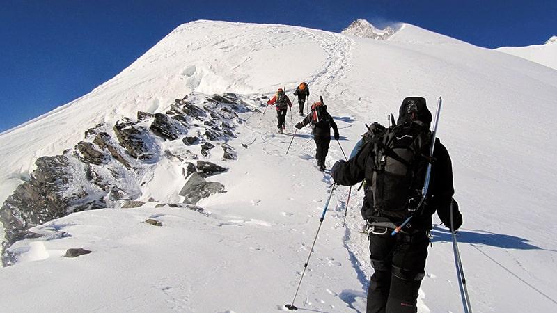 Styl alpejski