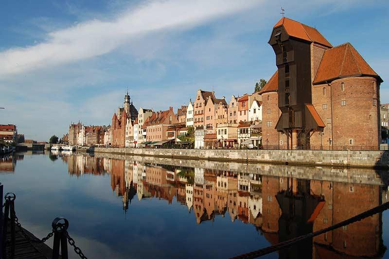 Spacery w Gdańsku. Bliższe i dalsze okolice