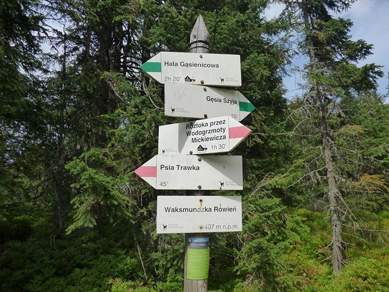 Gęsia Szyja: szlak w Tatrach Wysokich na każdą porę roku