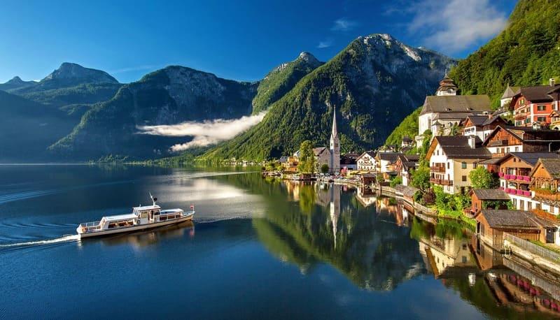 Góry w Austrii – najlepsze górskie miejscówki, które trzeba odwiedzić