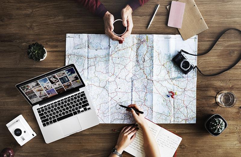 Planowanie podróży - jak zrobić to z głową?