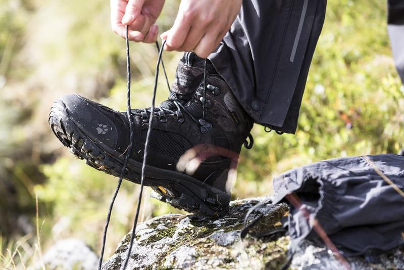 Rozchodzenie I Rozbijanie Butow Trekkingowych Blog E Horyzont