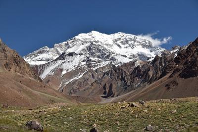 Aconcagua – najwyższy szczyt Andów