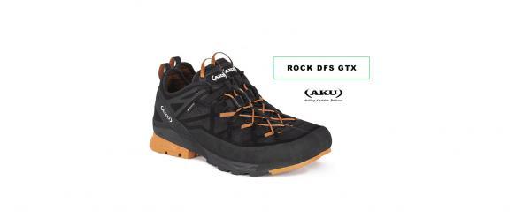 Test butów AKU ROCK DFS GTX