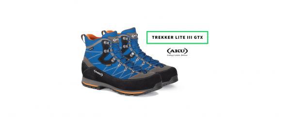 Test butów AKU Trekker Lite III GTX