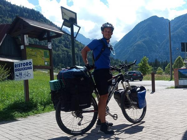 Rowerem na Mont Blanc czyli jak połączyć dwie pasje. Relacja z wyprawy