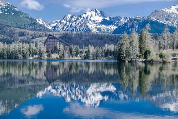 Atrakcje Słowacji - Tatry Słowackie, czyli najpiękniejsze miejsca po drugiej stronie Tatr