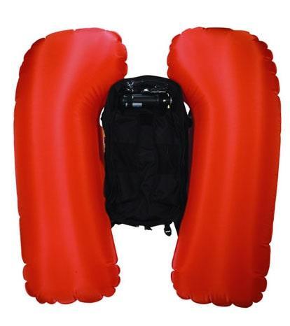 Plecak, który ratuje życie: plecak lawinowy