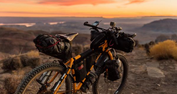 Co to jest bikepacking?