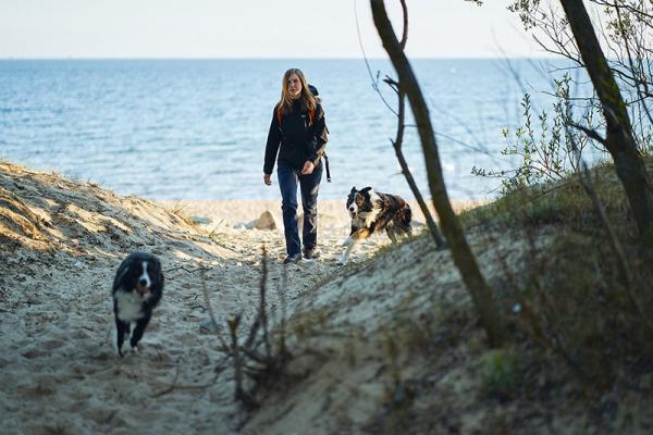 Joanna Hewelt – wywiad z treserką psów, zawodniczką i pasjonatką podróży