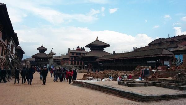 Sylwester w Katmandu - czyli moja przygoda z Nepalem