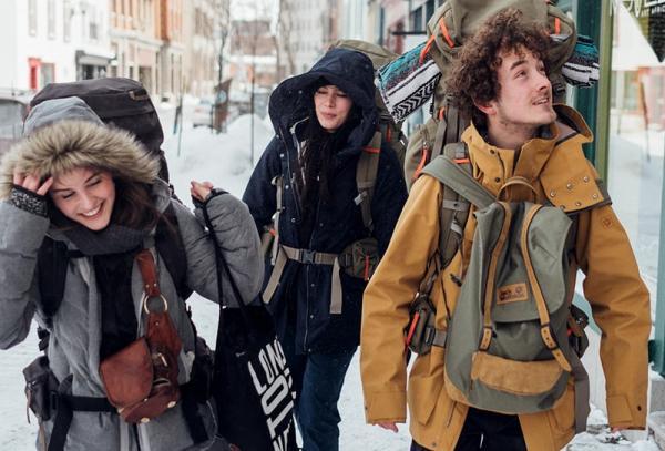 Najlepsze zimowe kurtki miejskie w kolekcji Jack Wolfskin ZIMA 2019/20