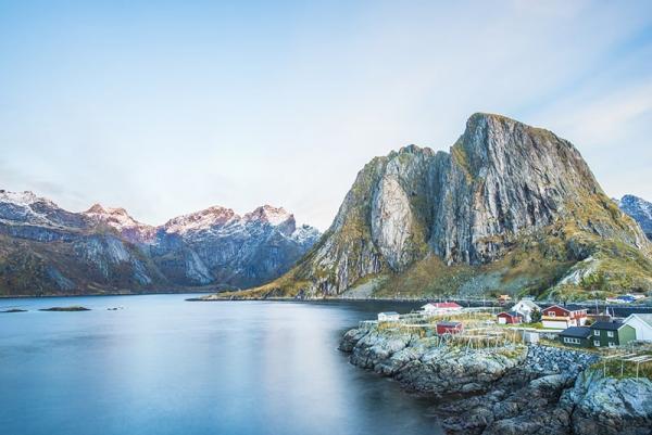 Lofoty – rajskie wyspy na dalekiej Północy