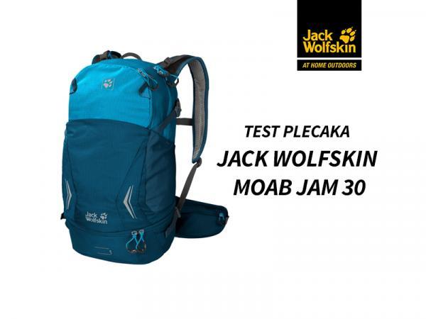 Jack Wolfskin Moab Jam 30 - test plecaka