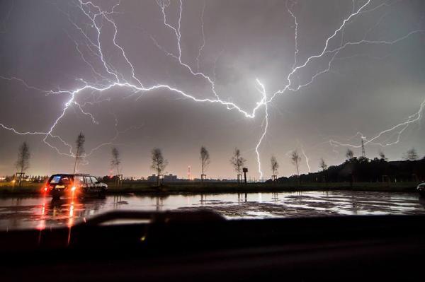 Jak rozpoznać gwałtowną zmianę pogody?