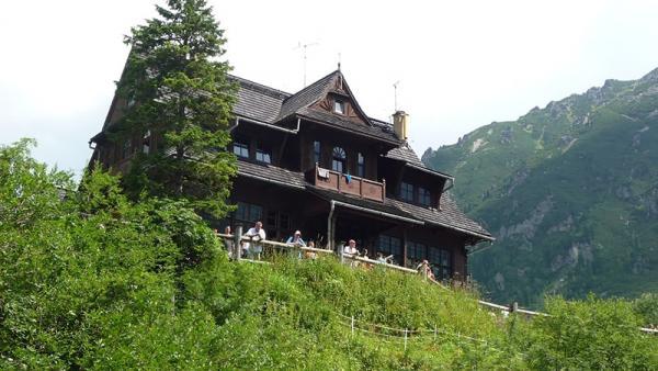 Pięć faktów o schroniskach górskich w Polsce