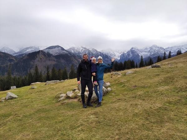 Pięć dni w Tatrach - z trzyletnim dzieckiem!