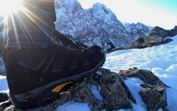 Vojo Hike Mid Texapore Jack Wolfskin - test obuwia na różnorodnym podłożu Tatr