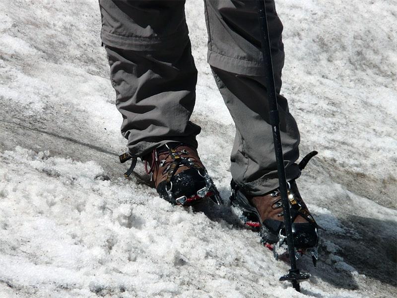 Dobór spodni na górską wędrówkę