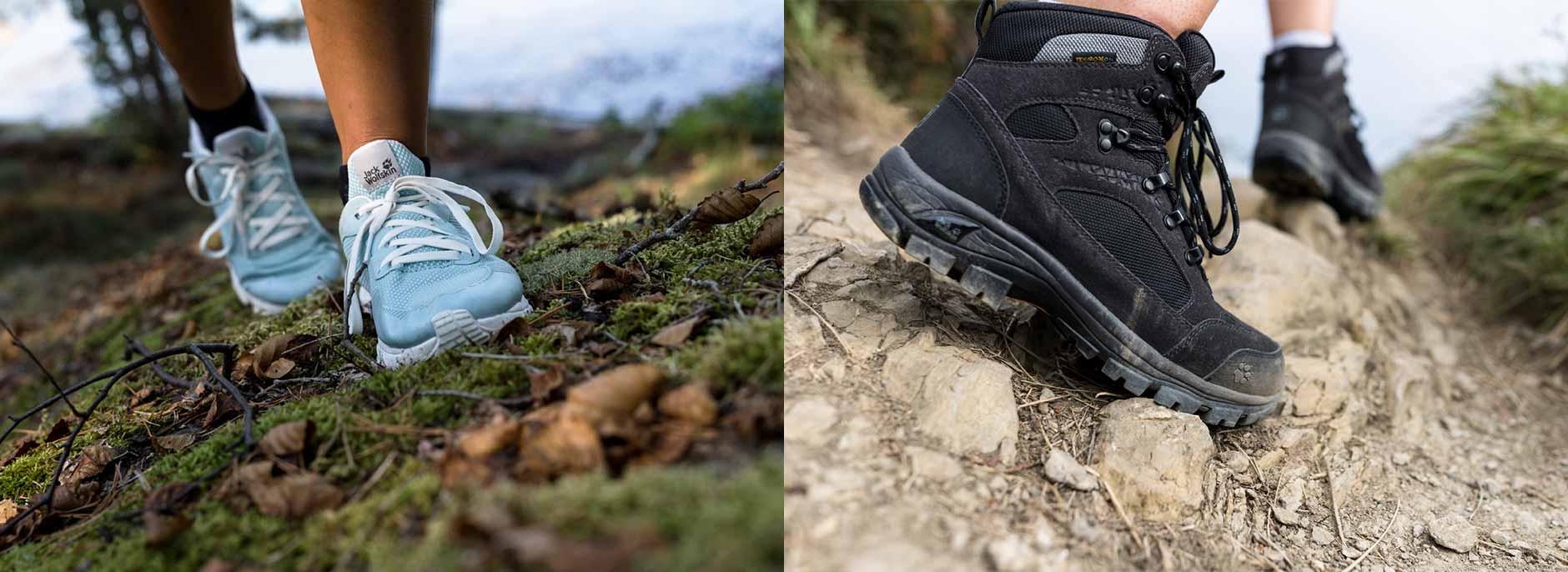 Buty sportowe i trekkingowe na każdą przygodę