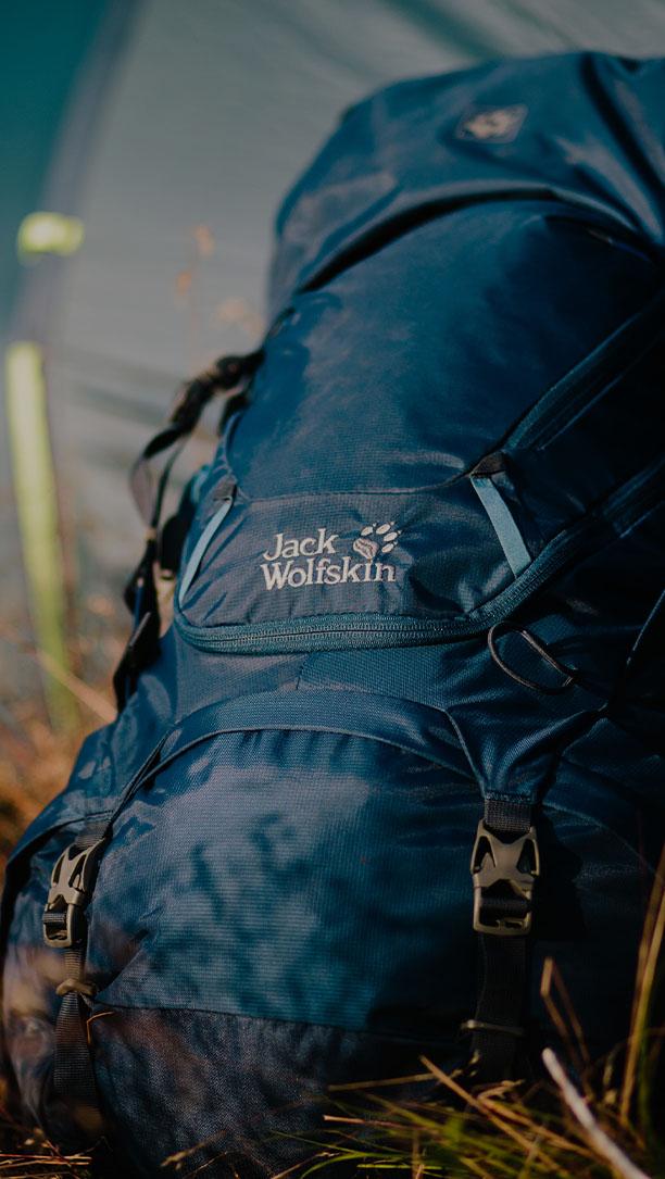 Plecaki Jack Wolfskin #nakażdąprzygodę