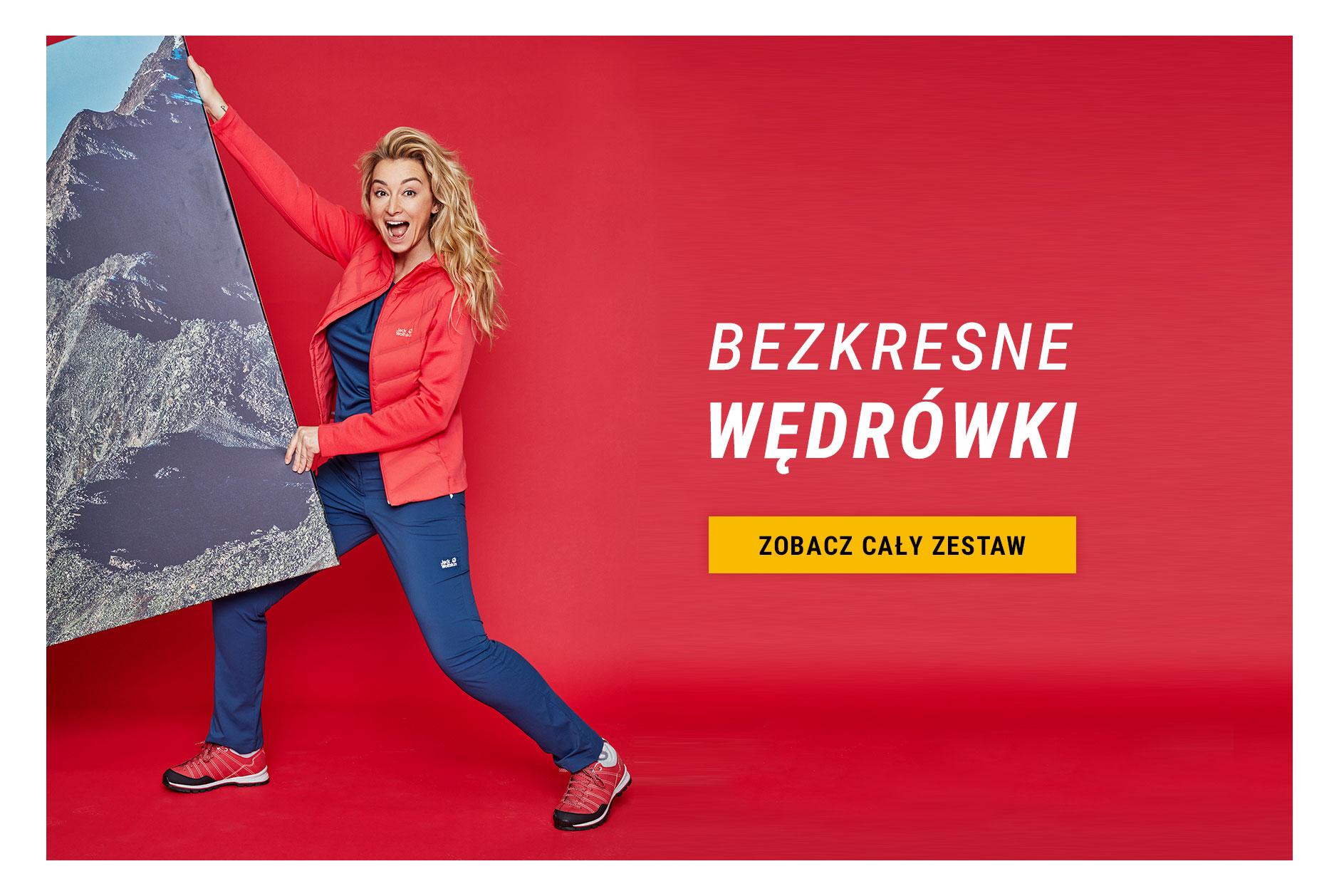 Martyna Wojciecowska poleca zestaw na Niekończące się Wędrówki