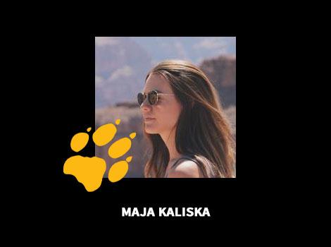 Maja Kaliska Autor Wilczego Bloga