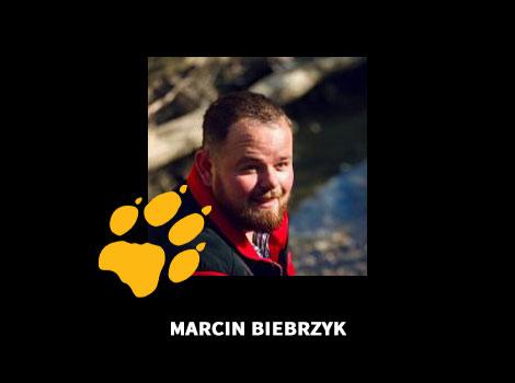Marcin Biebrzyk Autor Wilczego Bloga