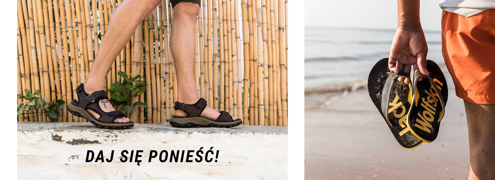 Sandały dla każdego